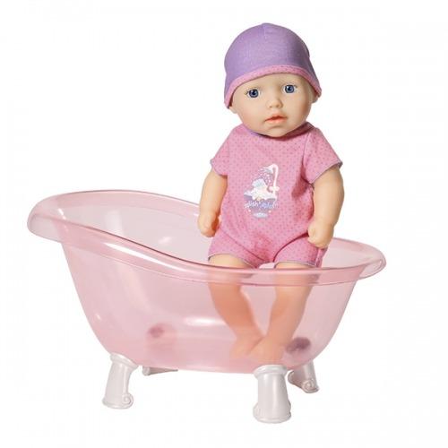 Baby Annabell Кукла с ванночкой 30 см Бишкек и Ош купить в магазине игрушек LEMUR.KG доставка по всему Кыргызстану