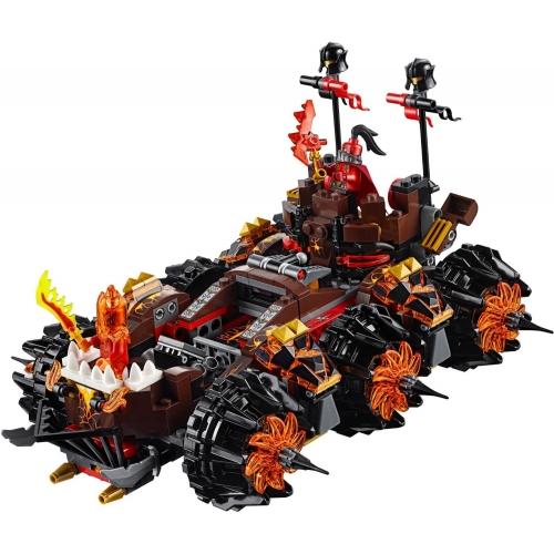LEGO: Роковое наступление Генерала Магмара Бишкек и Ош купить в магазине игрушек LEMUR.KG доставка по всему Кыргызстану