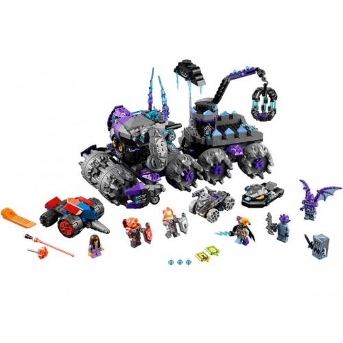 LEGO: Штурмовой разрушитель Джестро Бишкек и Ош купить в магазине игрушек LEMUR.KG доставка по всему Кыргызстану