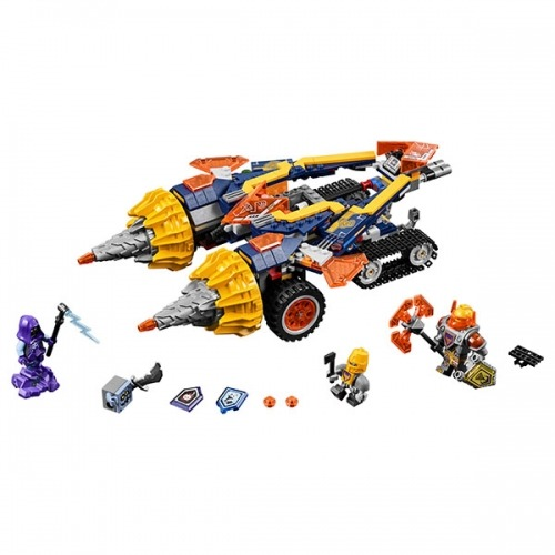 LEGO: Бур-машина Акселя Бишкек и Ош купить в магазине игрушек LEMUR.KG доставка по всему Кыргызстану