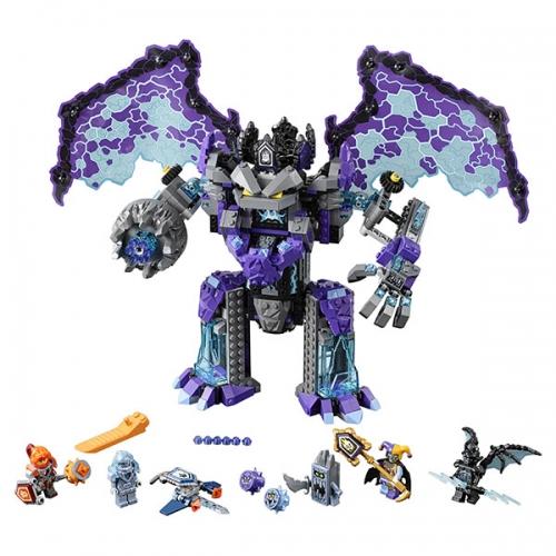 LEGO: Каменный великан-разрушитель Бишкек и Ош купить в магазине игрушек LEMUR.KG доставка по всему Кыргызстану