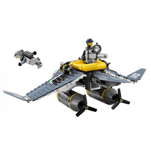 LEGO: Бомбардировщик Морской дьявол Бишкек и Ош купить в магазине игрушек LEMUR.KG доставка по всему Кыргызстану