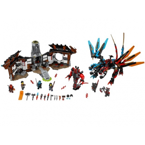 LEGO: Кузница Дракона Бишкек и Ош купить в магазине игрушек LEMUR.KG доставка по всему Кыргызстану