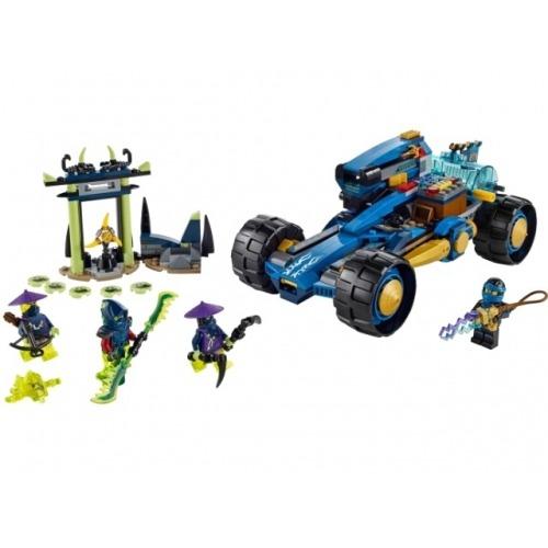 LEGO: Шагоход Джея Бишкек и Ош купить в магазине игрушек LEMUR.KG доставка по всему Кыргызстану