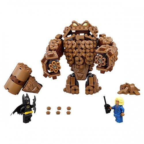 LEGO: Атака Глиноликого Бишкек и Ош купить в магазине игрушек LEMUR.KG доставка по всему Кыргызстану
