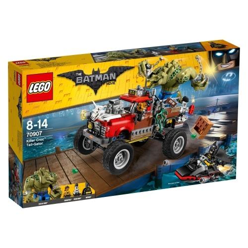 LEGO: Хвостовоз Убийцы Крока Бишкек и Ош купить в магазине игрушек LEMUR.KG доставка по всему Кыргызстану