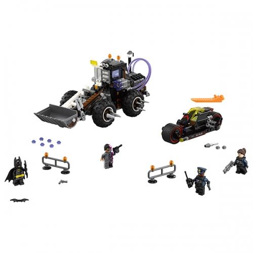 LEGO: Разрушительное нападение Двуликого Бишкек и Ош купить в магазине игрушек LEMUR.KG доставка по всему Кыргызстану