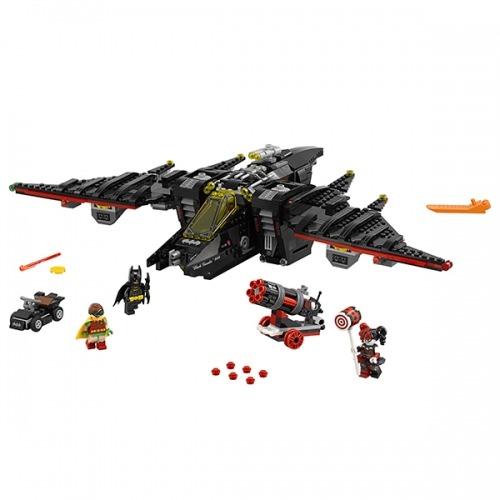 LEGO: Бэтмолёт Бишкек и Ош купить в магазине игрушек LEMUR.KG доставка по всему Кыргызстану