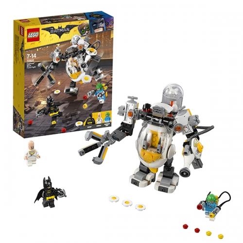 LEGO: Бой с роботом Яйцеголового Бишкек и Ош купить в магазине игрушек LEMUR.KG доставка по всему Кыргызстану
