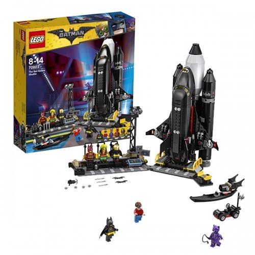 LEGO: Космический шаттл Бэтмена Бишкек и Ош купить в магазине игрушек LEMUR.KG доставка по всему Кыргызстану