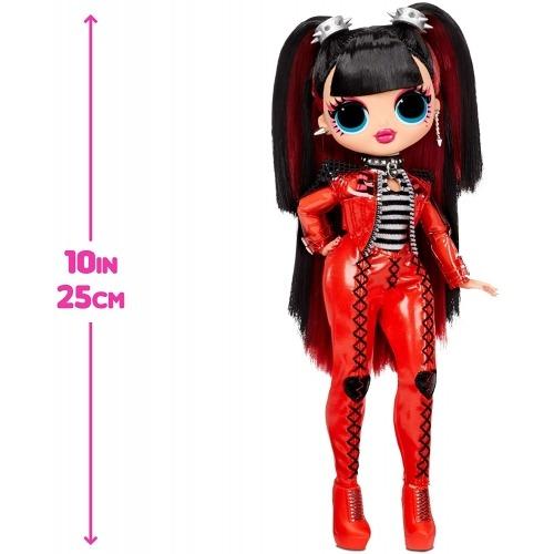 Кукла L.O.L. Surprise! OMG Spicy Babe Бишкек и Ош купить в магазине игрушек LEMUR.KG доставка по всему Кыргызстану