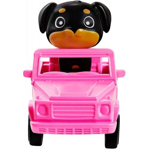 Кукла Барби Extra in Long-Fringe с щенком Бишкек и Ош купить в магазине игрушек LEMUR.KG доставка по всему Кыргызстану