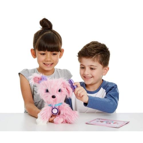 Интерактивные Little Live Pets Пушистик Потеряшка (розовый) Бишкек и Ош купить в магазине игрушек LEMUR.KG доставка по всему Кыргызстану