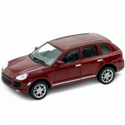 Welly модель машины 1:34-39 Porsche Cayenne Turbo Бишкек и Ош купить в магазине игрушек LEMUR.KG доставка по всему Кыргызстану