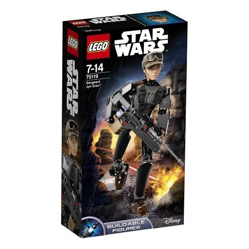 LEGO: Сержант Джин Эрсо Бишкек и Ош купить в магазине игрушек LEMUR.KG доставка по всему Кыргызстану
