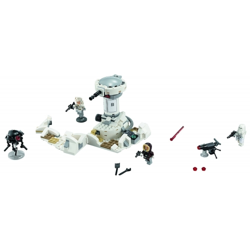 LEGO: Нападение на Хот Бишкек и Ош купить в магазине игрушек LEMUR.KG доставка по всему Кыргызстану