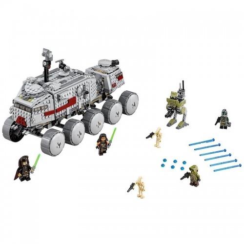 LEGO: Турботанк Клонов Бишкек и Ош купить в магазине игрушек LEMUR.KG доставка по всему Кыргызстану