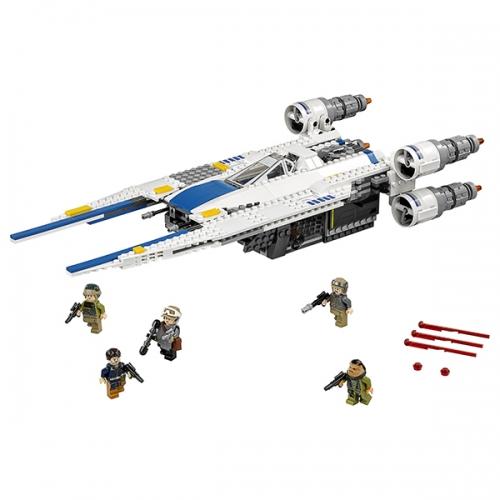 LEGO: Истребитель Повстанцев U-Wing Бишкек и Ош купить в магазине игрушек LEMUR.KG доставка по всему Кыргызстану