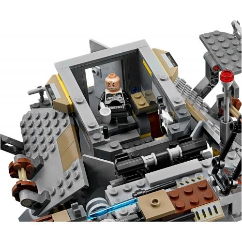 LEGO: Шагающий штурмовой вездеход AT-TE Капитана Рекса Бишкек и Ош купить в магазине игрушек LEMUR.KG доставка по всему Кыргызстану