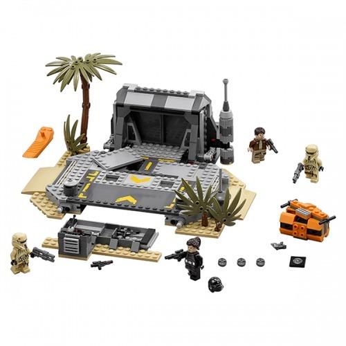 LEGO: Битва на Скарифе Бишкек и Ош купить в магазине игрушек LEMUR.KG доставка по всему Кыргызстану