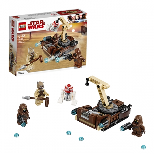 LEGO: Боевой набор планеты Татуин Бишкек и Ош купить в магазине игрушек LEMUR.KG доставка по всему Кыргызстану