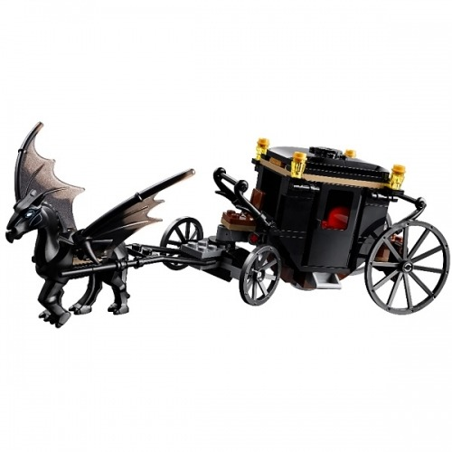 LEGO: Побег Грин-де-Вальда Бишкек и Ош купить в магазине игрушек LEMUR.KG доставка по всему Кыргызстану