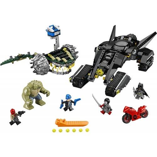 LEGO: Игрушка Супер ГероиБэтмен: Убийца Крок Бишкек и Ош купить в магазине игрушек LEMUR.KG доставка по всему Кыргызстану