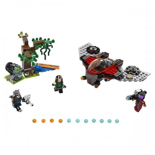 LEGO: Нападение Тазерфейса Бишкек и Ош купить в магазине игрушек LEMUR.KG доставка по всему Кыргызстану