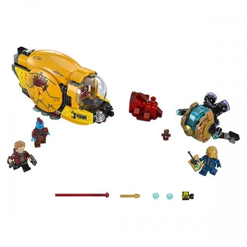 LEGO: Месть Аиши Бишкек и Ош купить в магазине игрушек LEMUR.KG доставка по всему Кыргызстану