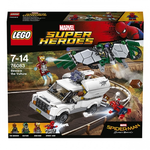 LEGO: Берегись Стервятника Бишкек и Ош купить в магазине игрушек LEMUR.KG доставка по всему Кыргызстану