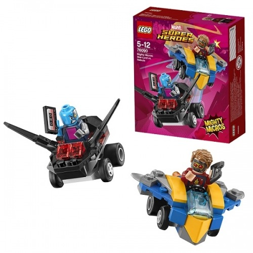 LEGO: Звёздный Лорд против Небулы Бишкек и Ош купить в магазине игрушек LEMUR.KG доставка по всему Кыргызстану