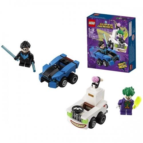 LEGO: Найтвинг против Джокера Бишкек и Ош купить в магазине игрушек LEMUR.KG доставка по всему Кыргызстану