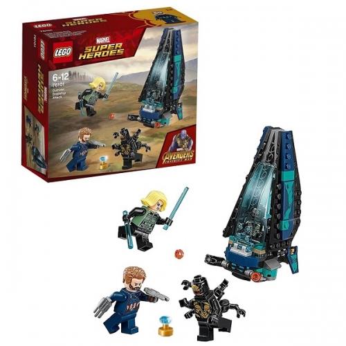 LEGO: Атака всадников Бишкек и Ош купить в магазине игрушек LEMUR.KG доставка по всему Кыргызстану