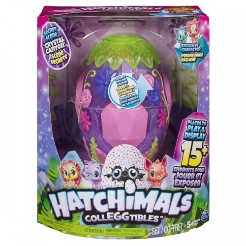 Игровой набор Hatchimals 'К'ристальный каньон Бишкек и Ош купить в магазине игрушек LEMUR.KG доставка по всему Кыргызстану