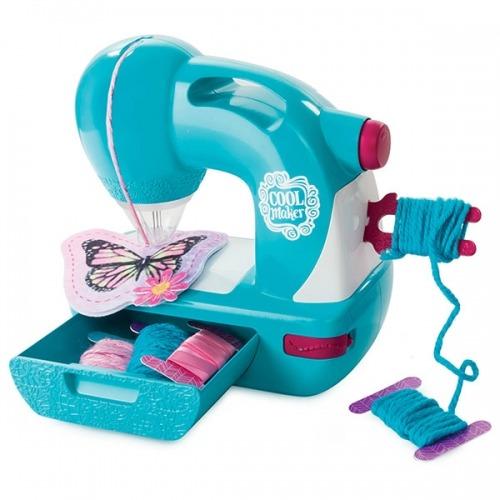 Sew Cool Швейная машинка Бишкек и Ош купить в магазине игрушек LEMUR.KG доставка по всему Кыргызстану