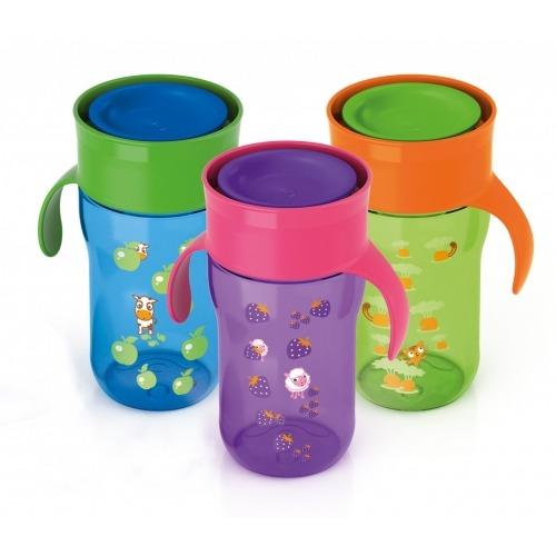 Avent 'Взрослая' чашка, 340 мл, 12 м+, 1 шт. Бишкек и Ош купить в магазине игрушек LEMUR.KG доставка по всему Кыргызстану
