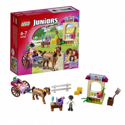 LEGO: Карета Стефани Бишкек и Ош купить в магазине игрушек LEMUR.KG доставка по всему Кыргызстану