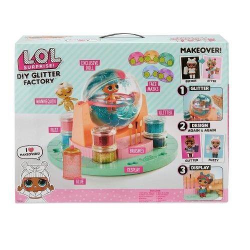 Набор LOL Surprise DIY Блестящая Станция Бишкек и Ош купить в магазине игрушек LEMUR.KG доставка по всему Кыргызстану