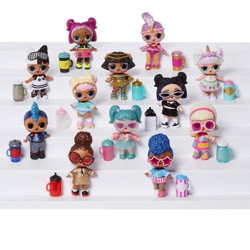 Кукла LOL Surprise Sparkle сверкающая серия 2 волна (оригинал) Бишкек и Ош купить в магазине игрушек LEMUR.KG доставка по всему Кыргызстану