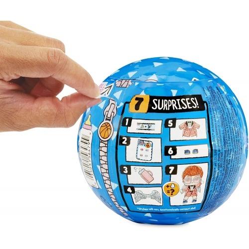 L.O.L. Surprise! Мальчики - 2 серия Бишкек и Ош купить в магазине игрушек LEMUR.KG доставка по всему Кыргызстану