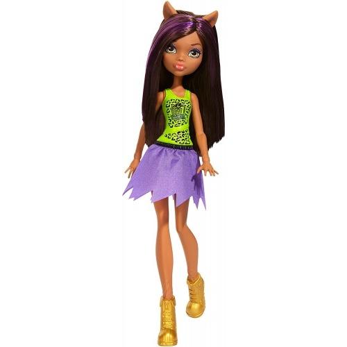Monster High Клодин Вульф 'Черлидеры' Бишкек и Ош купить в магазине игрушек LEMUR.KG доставка по всему Кыргызстану