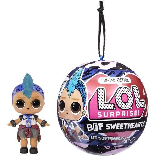 Кукла L.O.L. Surprise! Sweethearts Punk мальчик Бишкек и Ош купить в магазине игрушек LEMUR.KG доставка по всему Кыргызстану