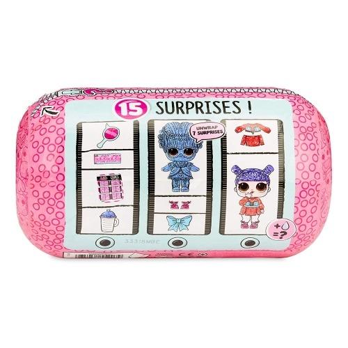 Кукла LOL Surprise Капсула Under Wraps 2 сезон (оригинал) Бишкек и Ош купить в магазине игрушек LEMUR.KG доставка по всему Кыргызстану