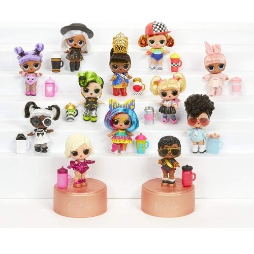 Кукла LOL Surprise Капсула Hairgoals 5 серия (оригинал) Бишкек и Ош купить в магазине игрушек LEMUR.KG доставка по всему Кыргызстану