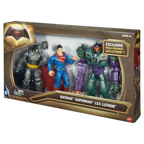 Базовая фигурка 'Бэтмен против Супермена' Энерго-щит  Бишкек и Ош купить в магазине игрушек LEMUR.KG доставка по всему Кыргызстану