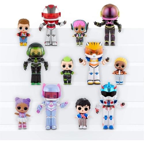 L.O.L. Surprise! Boys Arcade Heroes – герои игровых автоматов Бишкек и Ош купить в магазине игрушек LEMUR.KG доставка по всему Кыргызстану