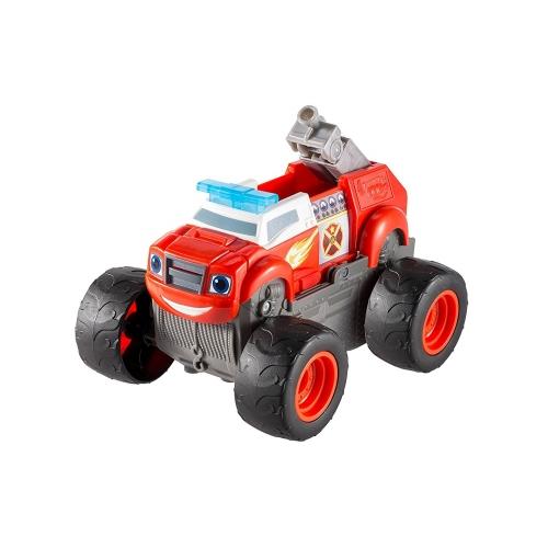 Интерактивная пожарная машина трансформер Вспыш Бишкек и Ош купить в магазине игрушек LEMUR.KG доставка по всему Кыргызстану