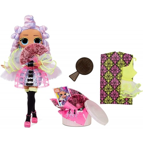 Кукла L.O.L. Surprise! OMG Dance Dance Dance Miss Royale Бишкек и Ош купить в магазине игрушек LEMUR.KG доставка по всему Кыргызстану