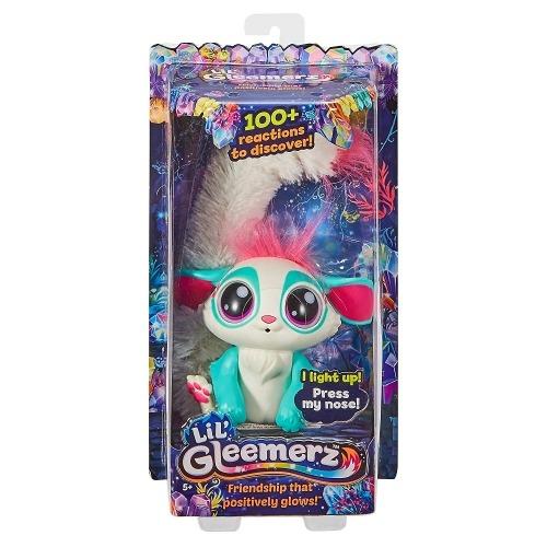 Интерактивные игрушки Лил Гримерс (Lil' Gleemerz) Лемур Бишкек и Ош купить в магазине игрушек LEMUR.KG доставка по всему Кыргызстану