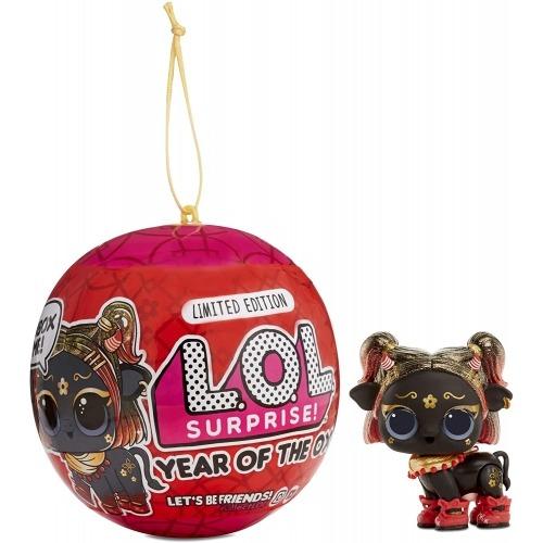 Кукла L.O.L. Surprise! Китайский Новый Год Бишкек и Ош купить в магазине игрушек LEMUR.KG доставка по всему Кыргызстану